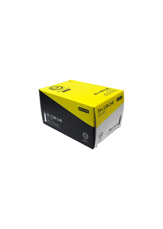 SUNLITE SUNLITE BICYCLE TUBE 24x2.00-2.40 48mm SCHRADER VALVE