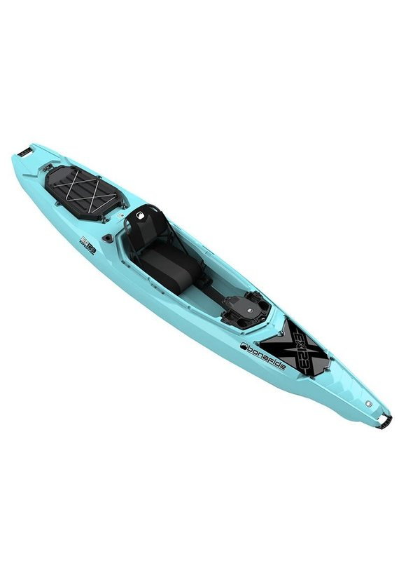 Bonafide Kayaks Bonafide Kayaks EX123 Sit In Style Expedition Utility Kayak