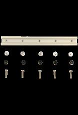 YAKATTACK YakAttack GTTL90 GearTrac, 8'', Includes SS Hardware