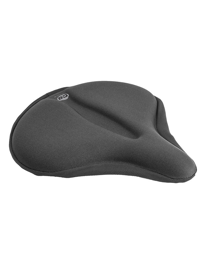 CLOUD-9 SEAT COVER Cloud9 MEMORY FOAM CRUISER XL BK