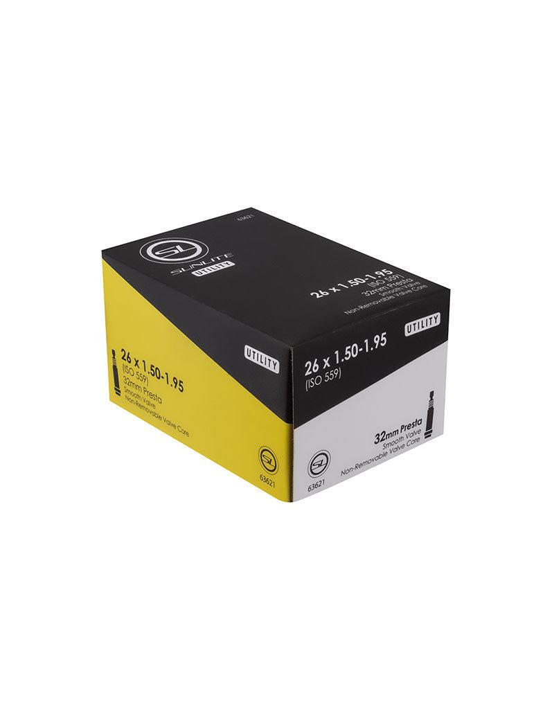 SUNLITE TUBES SUNLT UTILIT 26x1.50-1.95 PV32/SMTH/NRC FFW39mm