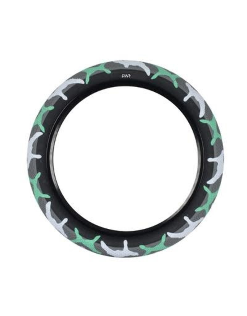 Cult Cult X Vans BMX Bicycle Tire - 20 x 2.4 Clincher Wire Bead