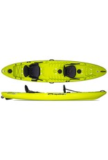 Liquid Logic Liquid Logic Deuce Coupe Cross Over Sit On Top Tandem Kayak