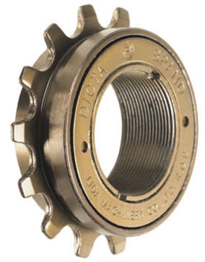 Dicta Dicta Metric Freewheel - 14t, Gold