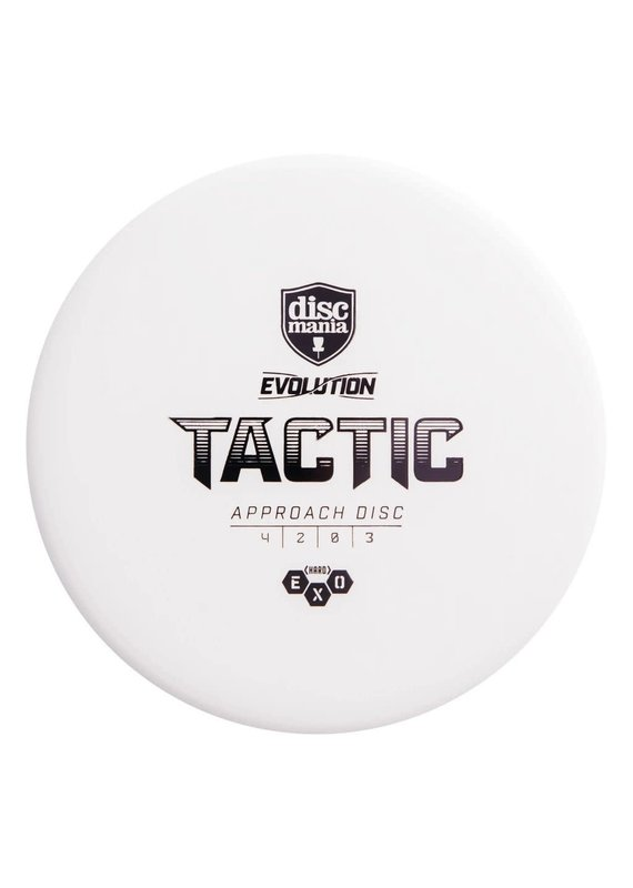 Discmania Discmania Hard Exo Tactic Approach Golf Disc