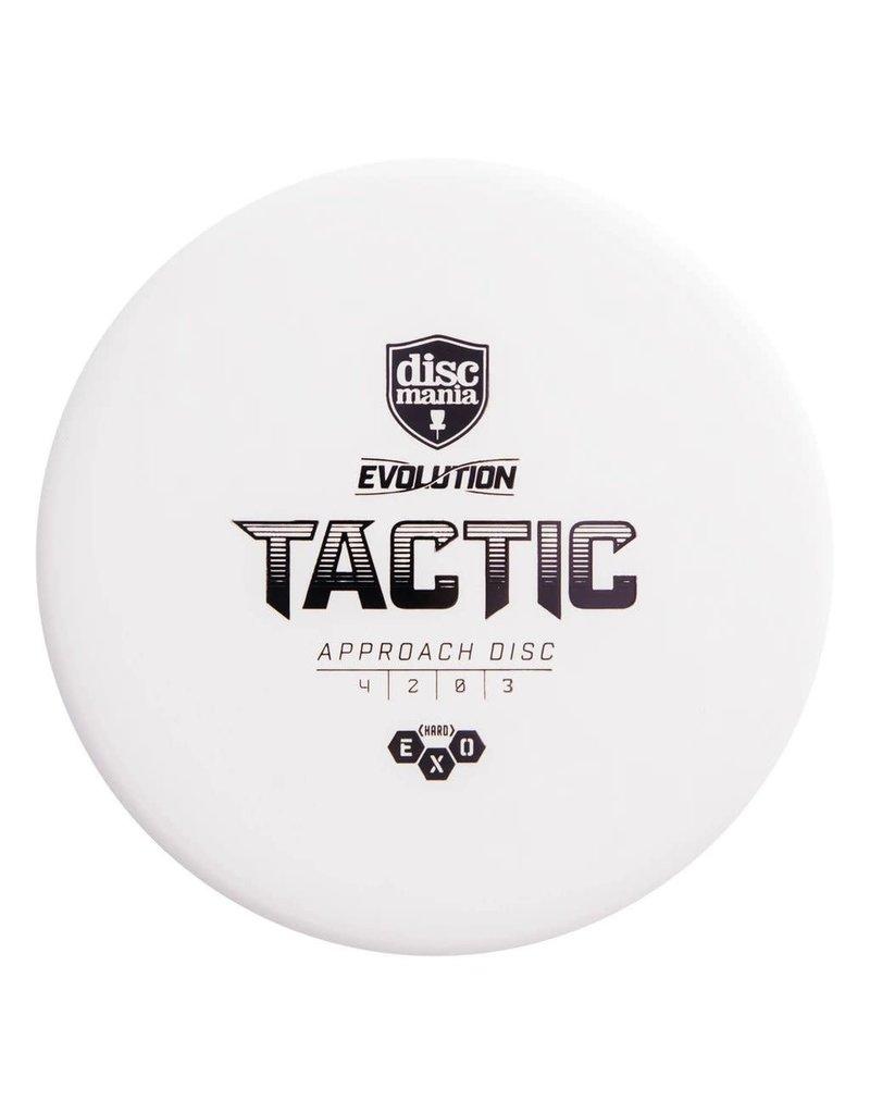 Discmania Discmania Hard Exo Tactic Approach Golf Disc