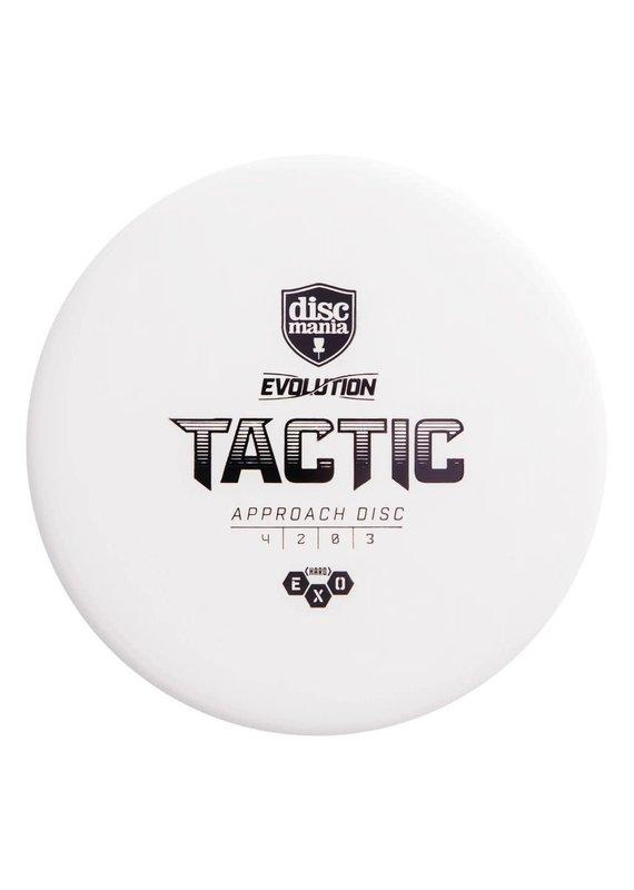 Discmania Discmania Soft Exo Tactic Approach Golf Disc