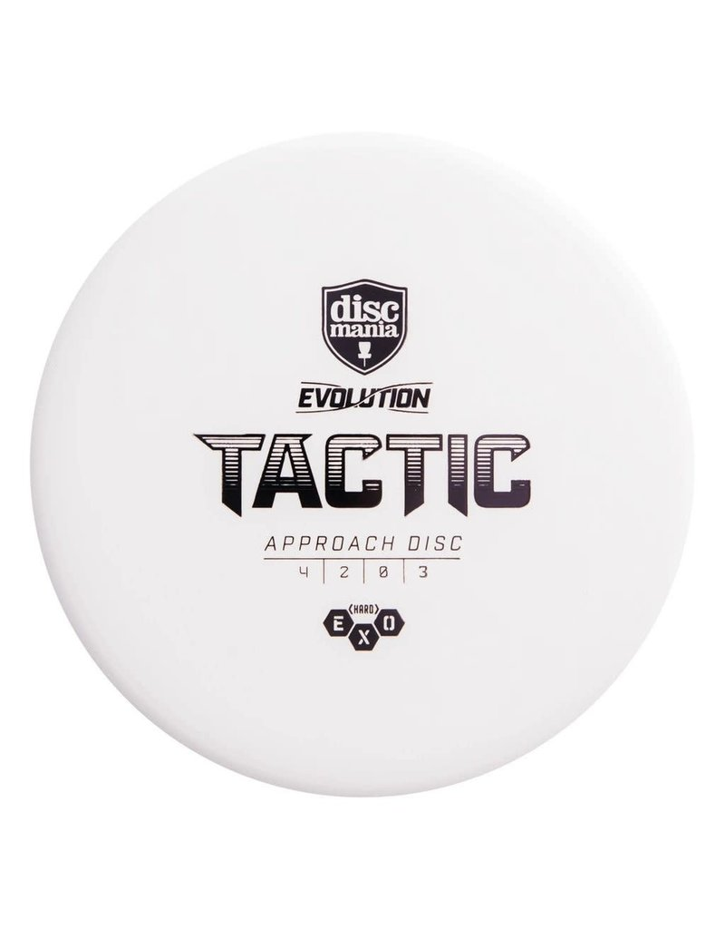 Discmania Discmania Soft Exo Tactic Approach Golf Disc