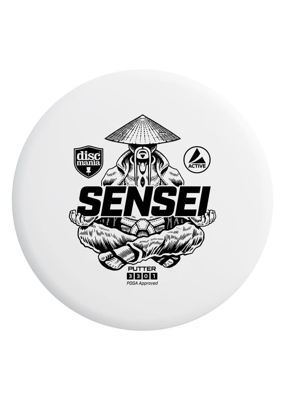 Discmania Discmania Active Sensei Putter Golf Disc