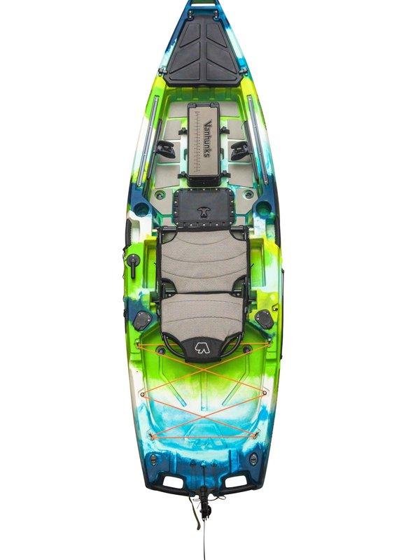 Vanhunks Kayaks Vanhunks Kayaks Pike Pedal/Fin Drive Ready Fishing Kayak