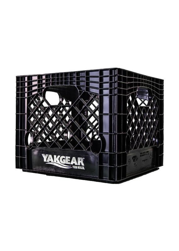 YAKGEAR YakGear Black Angler Crate