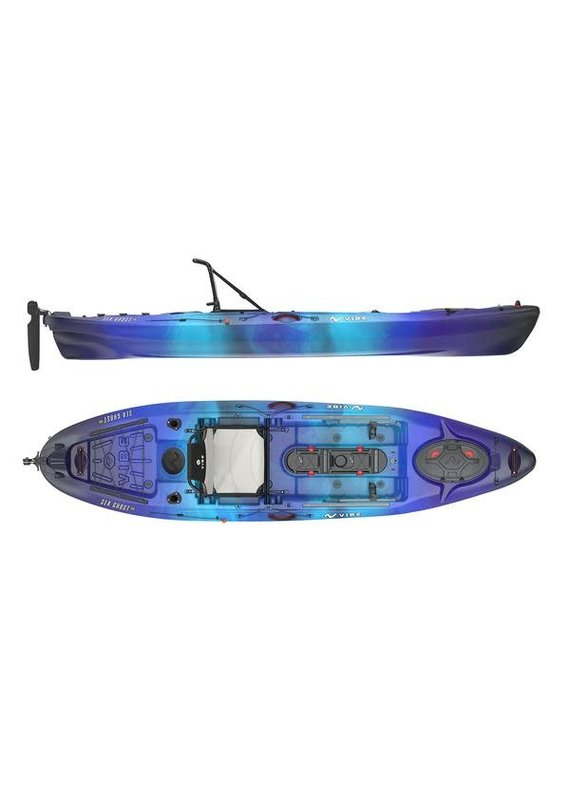 Vibe Vibe Sea ghost 110 Fishing Kayak