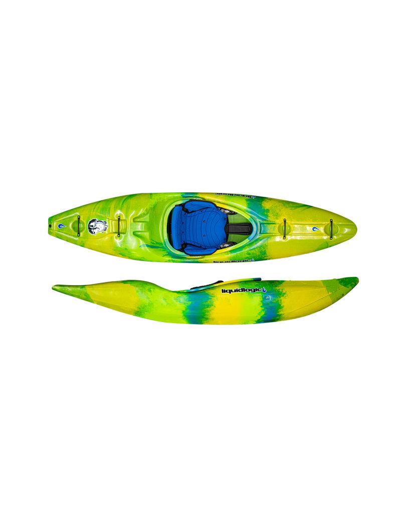 Liquid Logic Liquid Logic Alpha 90 Creeker White Water Kayak