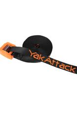 YAKATTACK Yakattack Cam Tie Down Straps 15 Foot