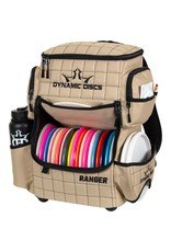 Dynamic Discs Dynamic Discs Ranger Backpack Disc Golf Bag Sandstone