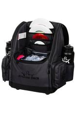 Dynamic Discs Dynamic Discs Commander Cooler Backpack Disc Golf Bag Heather Charcoal