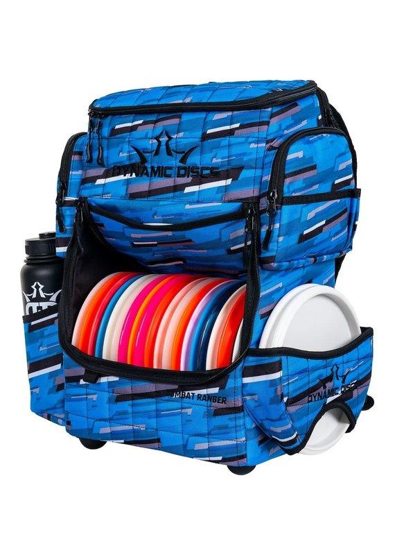 Dynamic Discs Dynamic Discs Combat Ranger Disc Golf Bag Velocity Blue