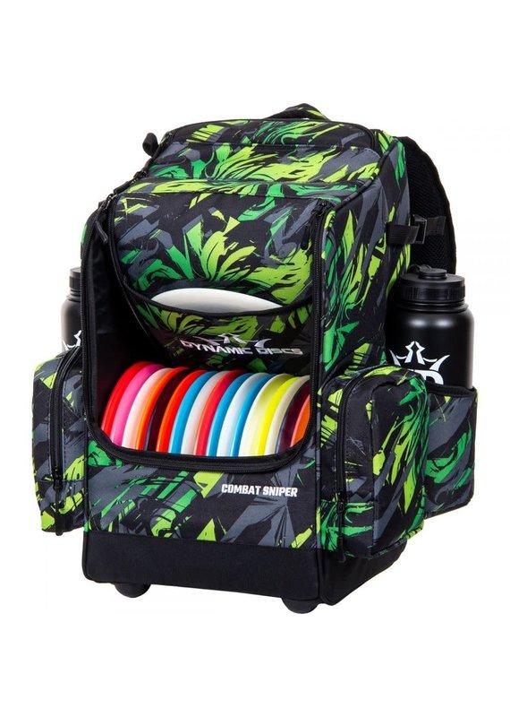 Dynamic Discs Dynamic Discs Combat Sniper Disc Golf Bag Tropic