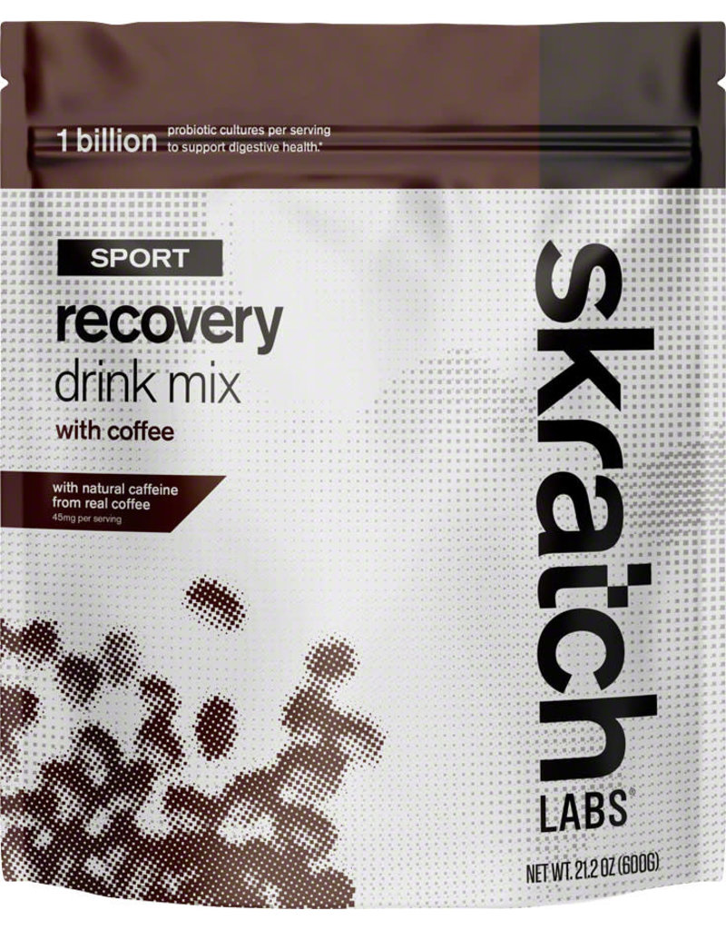 Skratch Labs Skratch Labs Sport Recovery Drink Mix 12-Serving Resealable Pouch