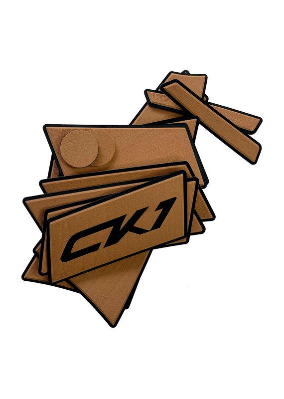 Crescent Kayaks Crescent Kayaks CK1 Venture Deck Pad Kit