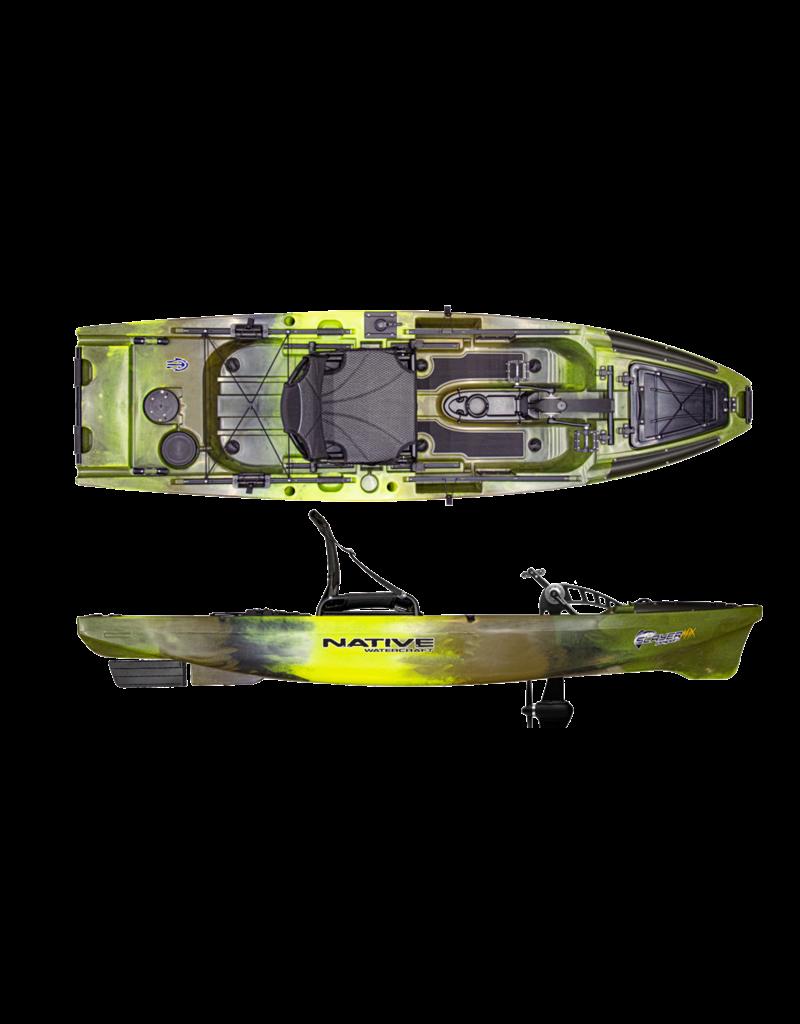 Native WaterCraft Native Watercraft Slayer 10 Max Propel Fishing Kayak