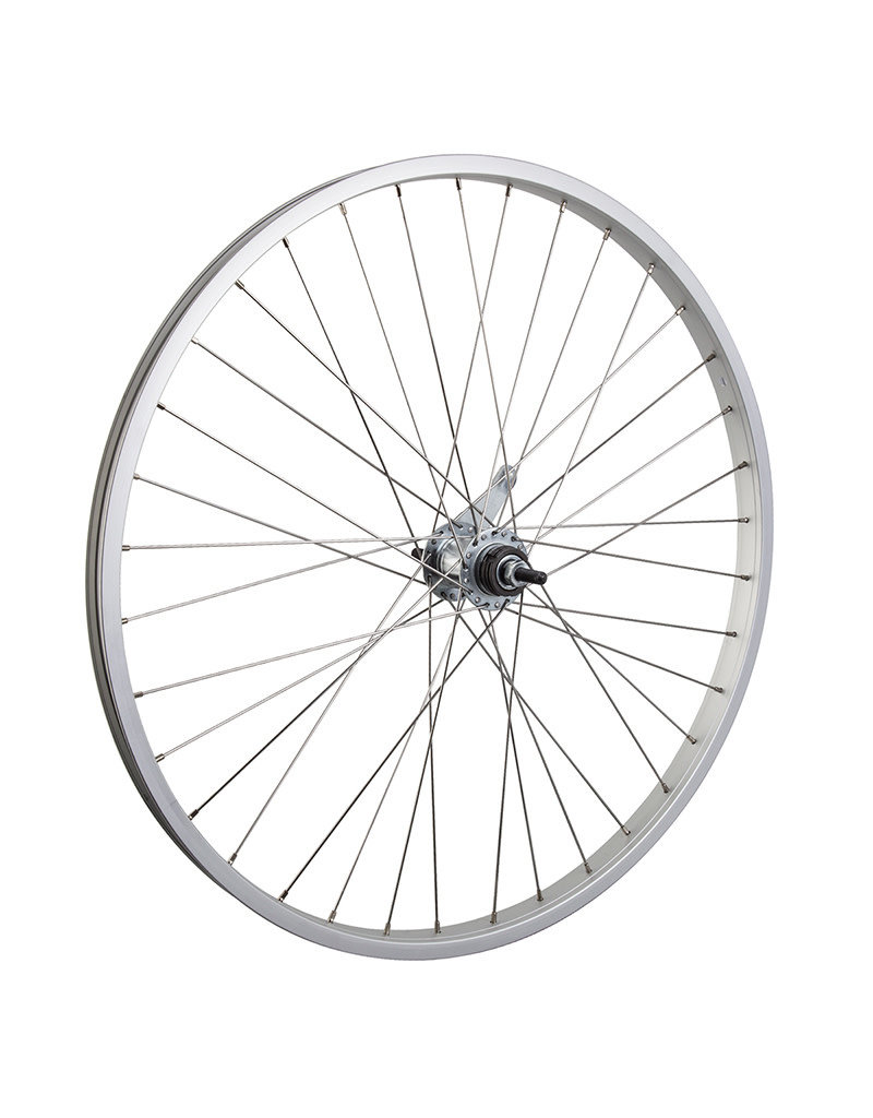 SINGLE SPEED BICYCLE WHEEL ALLOY 26x1.75 Coaster Brake
