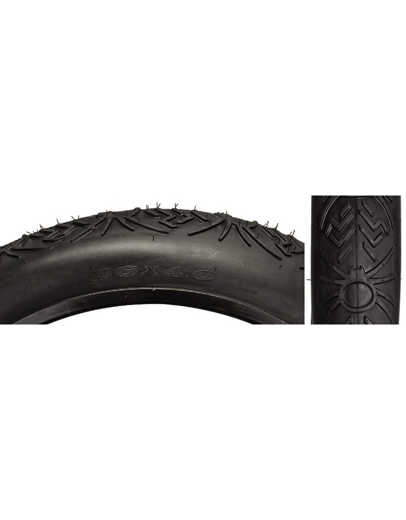 SUN BICYCLES SUN Cycles REP SPIDER AT Fat Bike Tire 26x4 WIRE Bead