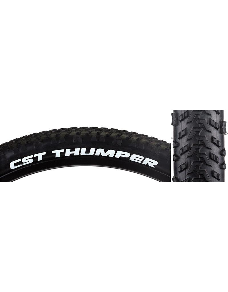 CST PREMIUM CST THUMPER Mountain Bike Tire 26x2.1 Wire Bead