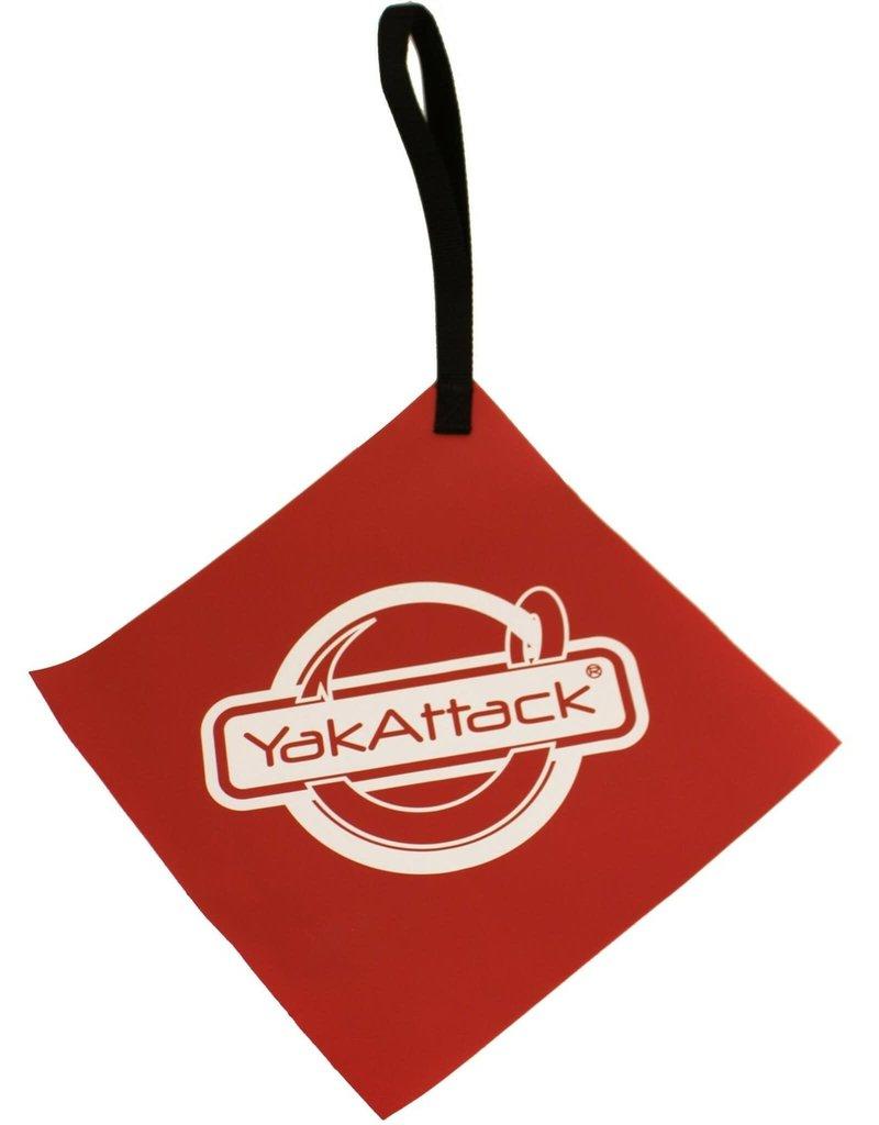 YAKATTACK YakAttack Get Hooked Tow Flag