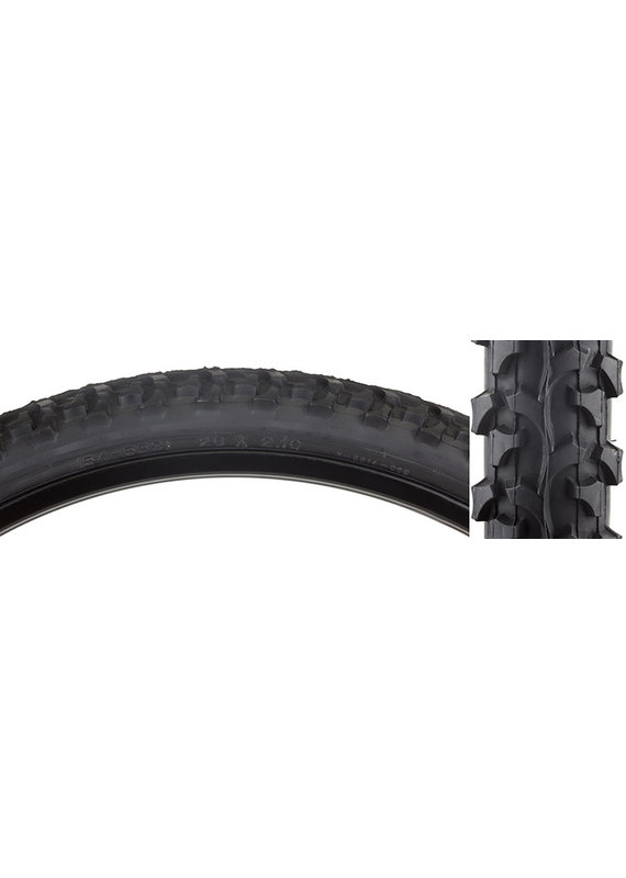SUNLITE Sunlite ALPHA BITE K831 Mountain Bike Tire 26x2.1 WIRE Bead
