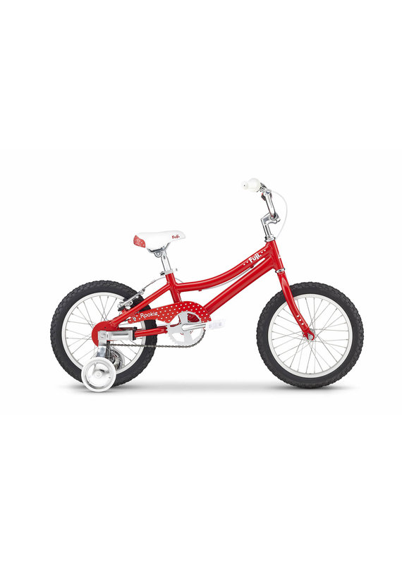 Fuji Rookie Girls Bicycle 16 inch Red