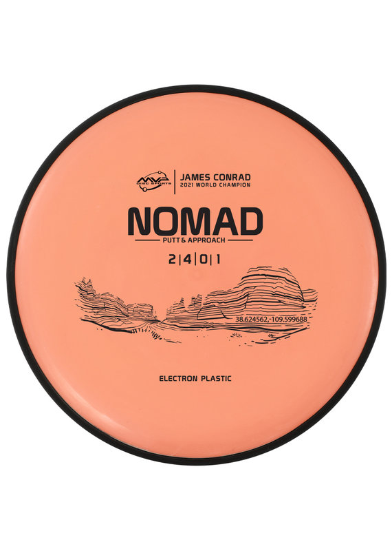 MVP Discs MVP Disc Sport Electron Nomad Putt and Approach Golf Disc