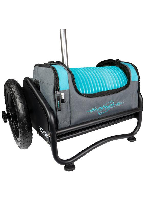 MVP Discs MVP Disc Golf Rover Cart Plus V2 Nucleus Bag