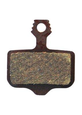CLARKS Clark Brake Sintered Semi-Metal Discs Compatible With Avid Elixir/Elixir-R