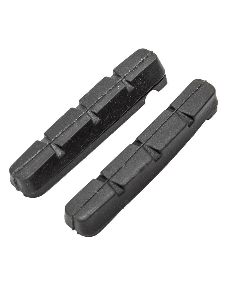 CLARKS Clarks Brake Shoes 52mm Shimano Inserts for Road Bikes