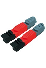 CLARKS Clarks Brake Shoes 52mm Shimano Inserts for Road Bikes, Multi