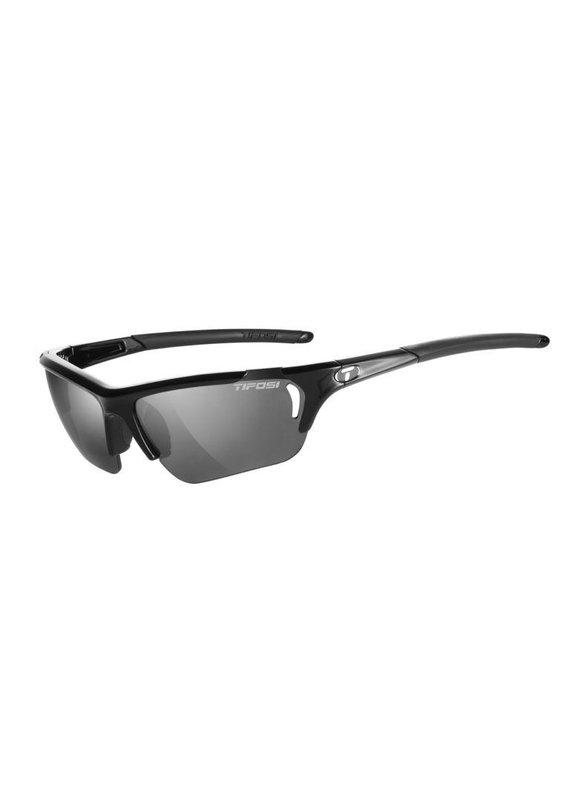 TIFOSI OPTICS Radius FC, Gloss Black Interchangeable Sunglasses