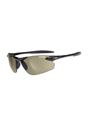 TIFOSI OPTICS Seek FC, Gloss Black Single Lens Sunglasses