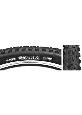 CST PREMIUM CST Premium Patrol Tires 29x2.1 BSK Folding