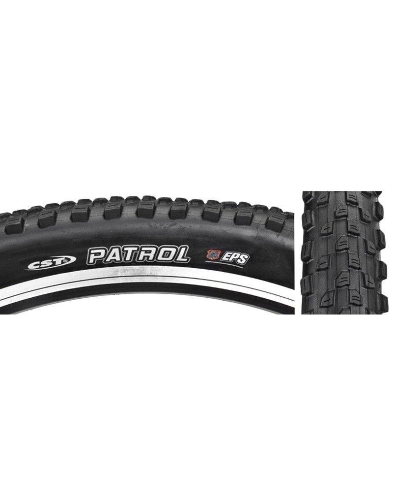 CST PREMIUM CST Premium Patrol Mountain Bike Tires 29x2.1 BSK Folding