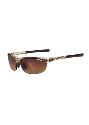 TIFOSI OPTICS Wisp, Crystal Brown Interchangeable Sunglasses