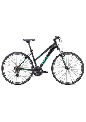 Fuji Fuji Traverse 1.9 Street 2017 Black / Emerald 16in