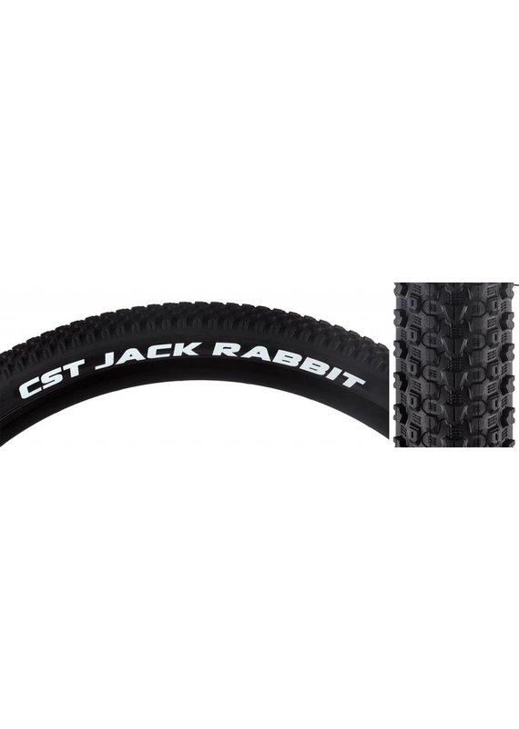 CST PREMIUM CST Premium Jackrabbit 27.5x2.1 Black/Black Wire Tire