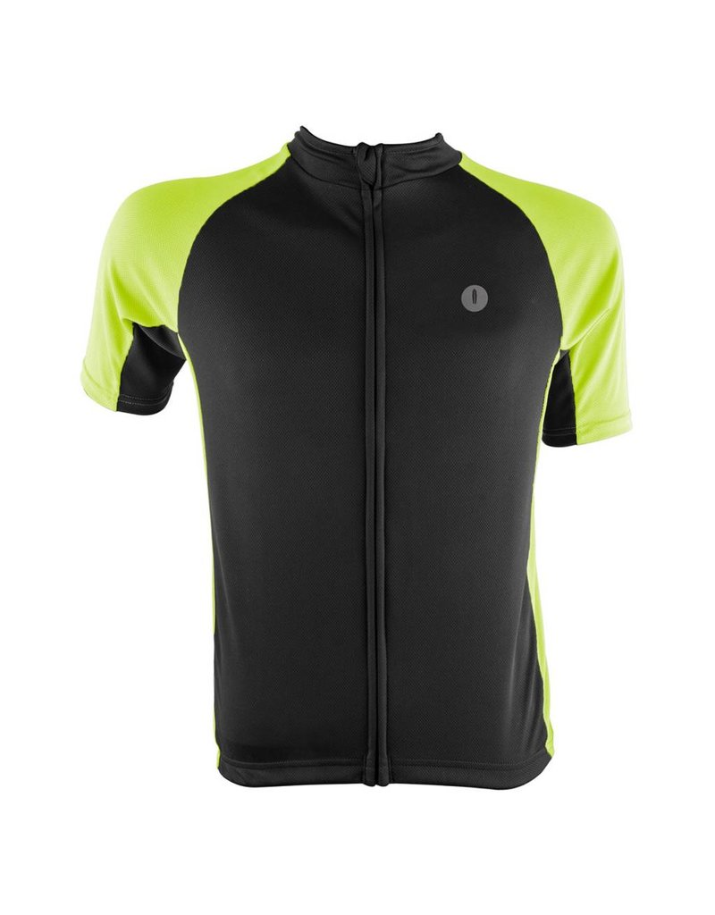 AERIUS AERIUS Road Cycling Jersey  S-SLV Large Extra Large High Visible Yellow