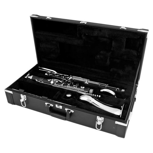 Jupiter Band Instruments Jupiter JBC-1000NC Bb Bass Clarinet - One Section Case
