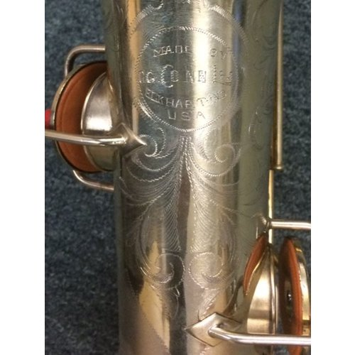 C.G. Conn LTD C-Melody Alto Saxophone - PRE-OWNED