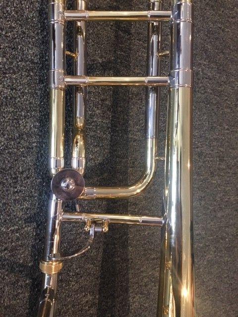 Bach Stradivarius 50 Bass Trombone