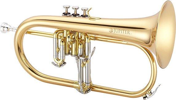 Jupiter Band Instruments Jupiter JFH-1100R Performance Level Bb Flugelhorn