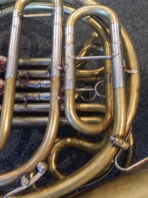 Ricco Kuhn Horn Custom