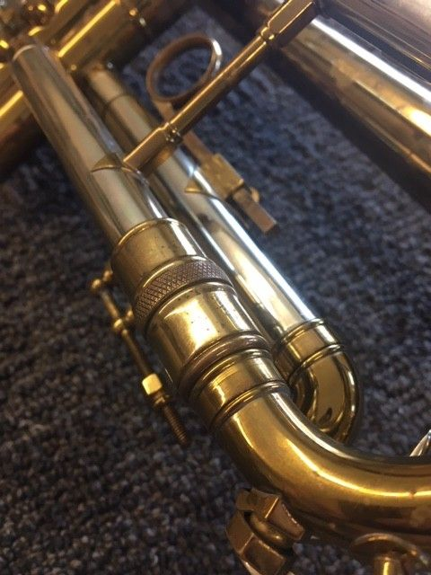 """Silvertone """"Stencil"""" Model 200 Trumpet - PRE-OWNED"""